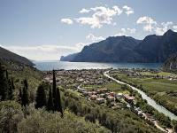 Alto-Garda-Nago Torbole - Lago di Garda - Panorama © Trentino Marketing Rasmus Kaessmann