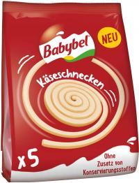 Perfekte Käsensnacks Babybel® Käseschnecke; © Bel Foodservice