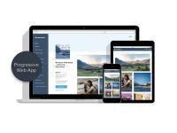 Die digitale Gästemappe von Gastfreund als Progressive-Web-App / Bildquelle: © Gastfreund GmbH