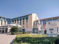 Das München Airport Marriott Hotel in Freinsing setzt auf den neusten Stand der Wassertechnik; Quelle: München Airport Marriott Hotel