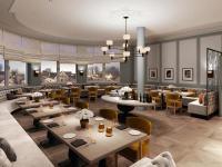 Rendering Restaurant / Credit: Ameron Hotel Hohenschwangau