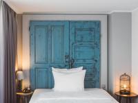 Zwei der neuen Zimmer / Beide Bilder © Hotel Berlin, Berlin