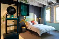 Zimmer im 25 Hours Hotel Circle Köln