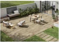 Terrassenbelag mit Fliesen für einen schönen und repräsentativen Outdoor-Bereich; Bildquellen: © by Ceramiche Refin