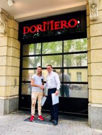 Dr. Marcus Maximilian Wöhrl, DBA, Vorstand DORMERO Hotel AG; Carsten Kritz / Bildquelle: Dormero Hotels