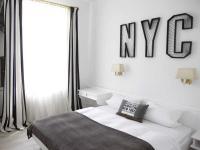 New York City Zimmer im Hotel Krone München / Bildquelle: Alle © AL Hotel GmbH