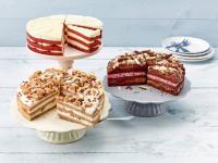 Neues Kuchen-Trio