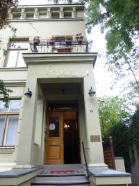 Kleines Privathotel Begaswinkel südlich vom Tiergarten in Berlin-Mitte; Bildquelle Hotelier.de