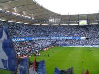 Die Fußball-Bundesliga als Werbeträger großer Firmen; Bildquelle Hotelier.de Sascha Brenning