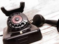 Fernsprechapparate mit Wählscheibe bzw. Nummernschalter wurden in Deutschland das erste mal  1908 von der Reichstelegraphenverwaltung eingesetzt
