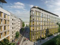 Aussenfassade Brera Ulm / Bildquelle: Brera Serviced Apartments