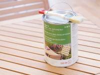 Pflegeöl sollte erst im Frühjahr, vor dem Start der neuen Outdoor-Saison, aufgetragen werden. / Bildquelle: GO IN GmbH