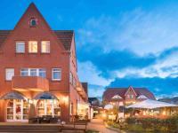 Das Seeblick Genuss und Spa Resort auf Amrum ist das einzige Vier-Sterne Superior Hotel der Insel, Copyright: Seeblick