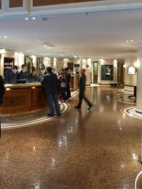 Empfang vom Hotel Bayerischen Hof in München; Bild Hotelier.de