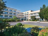 Hotel Bernstein Prerow Außenansicht Rondell / Bildquelle: Beide Travel Charme Hotels & Resorts