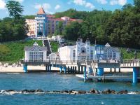 Kurhaus Sellin Seebrücke
