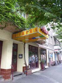 Hostel fabrik baxpax in Berlin-Kreuzberg; Bildquelle Hotelier.de