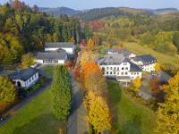 Die sechs Gebäude der Vier-Sterne-Anlage auf einen Blick / Bildquelle: Dorint Hotels & Resorts