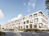 Illustration Hotelprojekt Rust / Bildquelle: Schmidt Architekten Gruppe