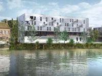 Das zweite Aiden Hotel weltweit soll im Dezember nördlich von Paris eröffnet werden und bietet 90 Zimmer