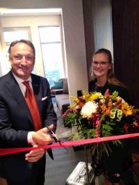 Offizielle Eröffnung Sky Suiten im Park Inn by Radisson Berlin