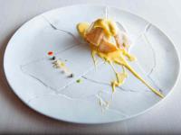 Minimalistisch: Lemon Tart von Massimo Bottura, Osteria Francescana © In Situ