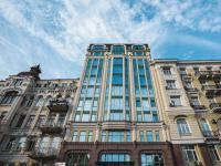 ...im Dach des Design-Hotels von Wladimir Klitschko
