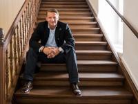 CEO Alexander Fitz / Bildquelle: H-Hotels AG