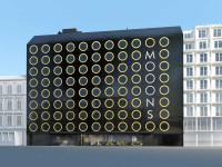 Fassade MOOONS