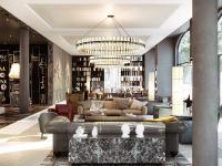 So soll im Grandhotel Astoria Leipzig die Lobby aussehen / Bildquelle: Carbone Kacerovsky