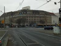 So sieht das Grandhotel Astoria Leipzig z. Zt. aus / Beide Bilder: Hotelier.de