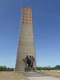 Gedenkstätte des ehemaligen Konzentrationslagers in Oranienburg
