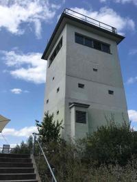 Ehemaliger DDR-Wachturm in Nieder-Neuendorf
