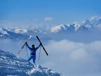 Unbeschwert genießen: Ski-Urlaub in den Kitzbüheler Alpen. / Bildquelle: Norbert Eisele-Hein