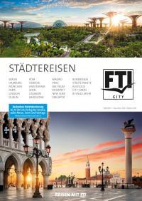 FTI Städtereisen-Katalog 2019 / Bildquelle: FTI GROUP