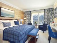 Zimmer im Kulm Hotel St. Moritz / Bildquelle: Kulm Hotel St. Moritz