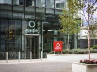 Eingang des neuen Adagio London Brentford / Bildquelle: © Abaca Corporate/Filip Gierlinski
