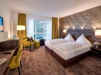 Zimmerbeispiel im Hotel Mühlenhof / Bildquelle: XXXL Neubert Hoteleinrichtung