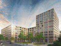 Multifunktional: QH Spring. / Bildquelle: CKRS Architekten/Quartier Heidestraße GmbH