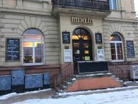 Bar-Restaurant Merlin in der Bergheimer Str. 85