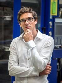 Erfinder und Geschäftsführer Manus Leyendecker