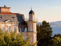 Schlosshotel Les Tourelles an der Côte d?Azur © Julia Zimmermann