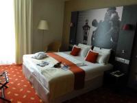 Hier ein super komfortables Boxspringbett - auch eine Art der Metallfedermatratzen; Bildquelle Hotelier.de