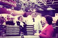 Wolfgang Hellwinkel - Messe Düsseldorf - 1980