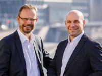 Torsten Hagen und Matthias Beinlich / Bildquelle: bmine hotels/www.thomasrosenthal.de