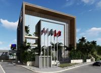 Rendering Four Points by Sheraton Monrovia, Bildquellen  Marriott