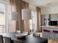 Wohnbeispiel InTown Residences im Düsseldorfer Andreas Quartier / Bildquelle: © InTown Hospitality GmbH