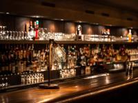 Der edle Lützow Bar Tresen / Bildquelle: Lützow Bar