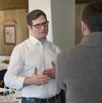 Kai Hader, Vertriebsleiter Deutschland, Smeg Foodservice