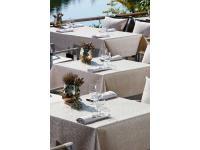 Outdoor-Tischwäsche Ranken-Dessin / Bildquelle: Alle Bilder Wäschekrone